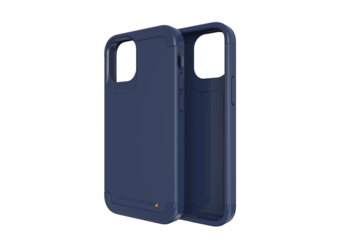 GEAR4 Wembley Palette for iPhone 12 mini Navy Blue