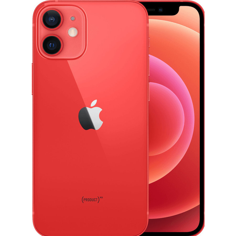 Apple iPhone 12 mini 64GB (Product) RED (64GB (Product) RED)-1