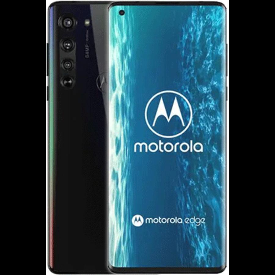 Motorola Edge 5G Dual Sim Black (Black)-1