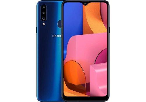 Samsung Galaxy A20s Dual Sim A207F Blue