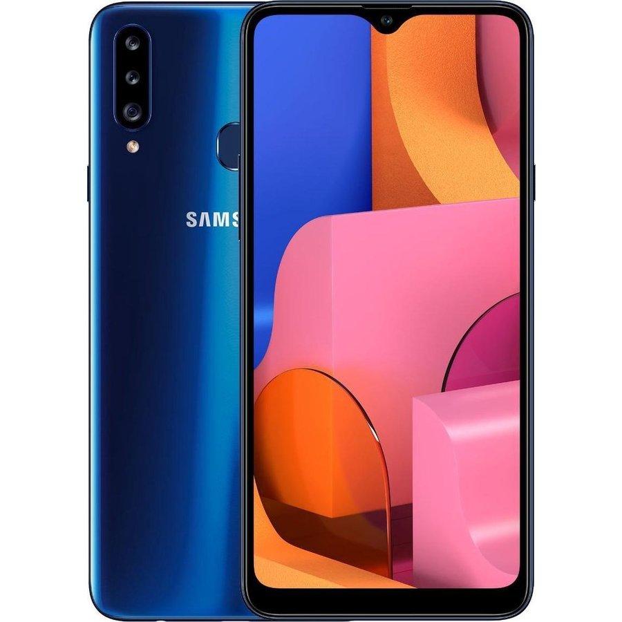 Samsung Galaxy A20s Dual Sim A207F Blue (Blue)-1