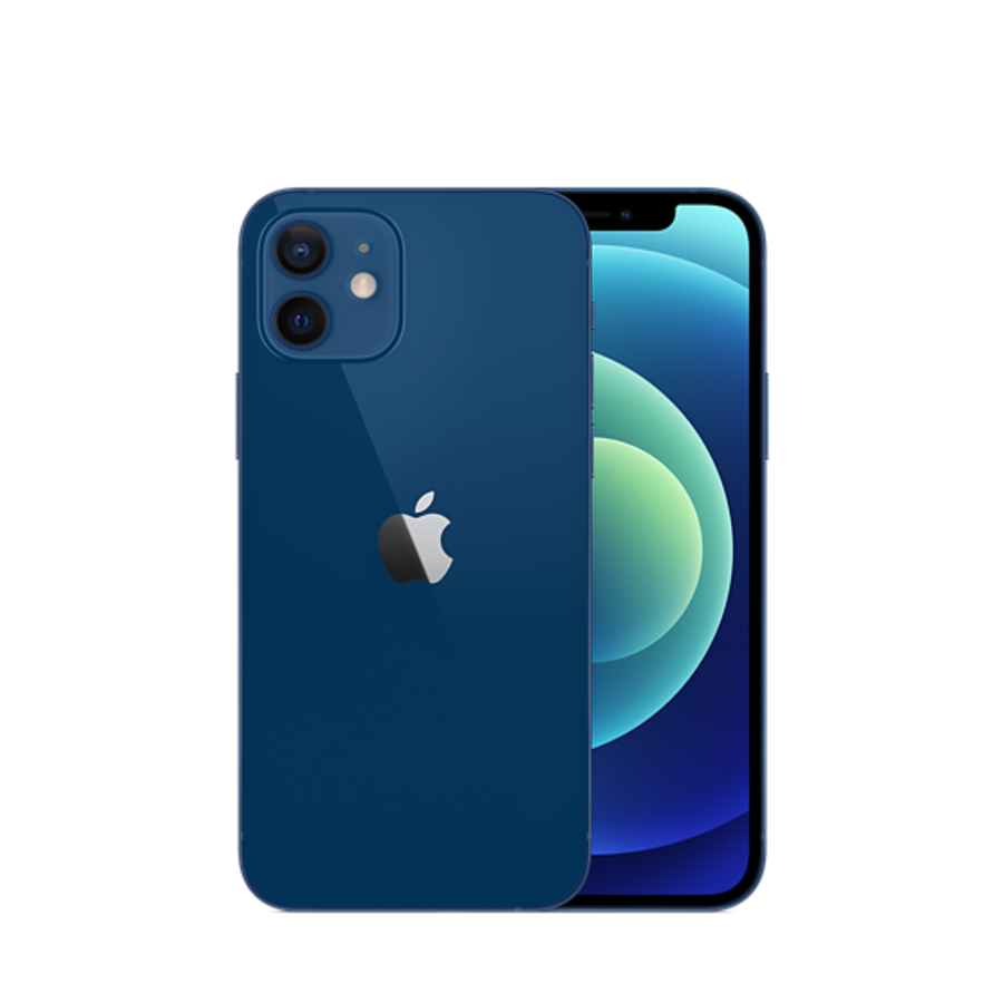 Apple iPhone 12 64GB Blue (64GB Blue)-1