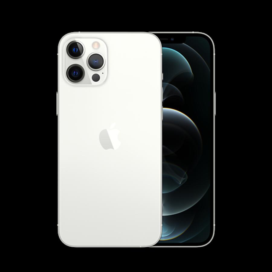 Apple iPhone 12 Pro Max 128GB Silver (128GB Silver)-1