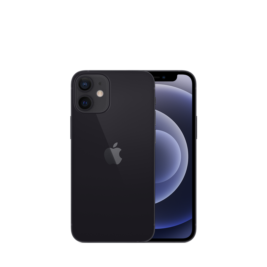 Apple iPhone 12 mini 256GB Black (256GB Black)-1
