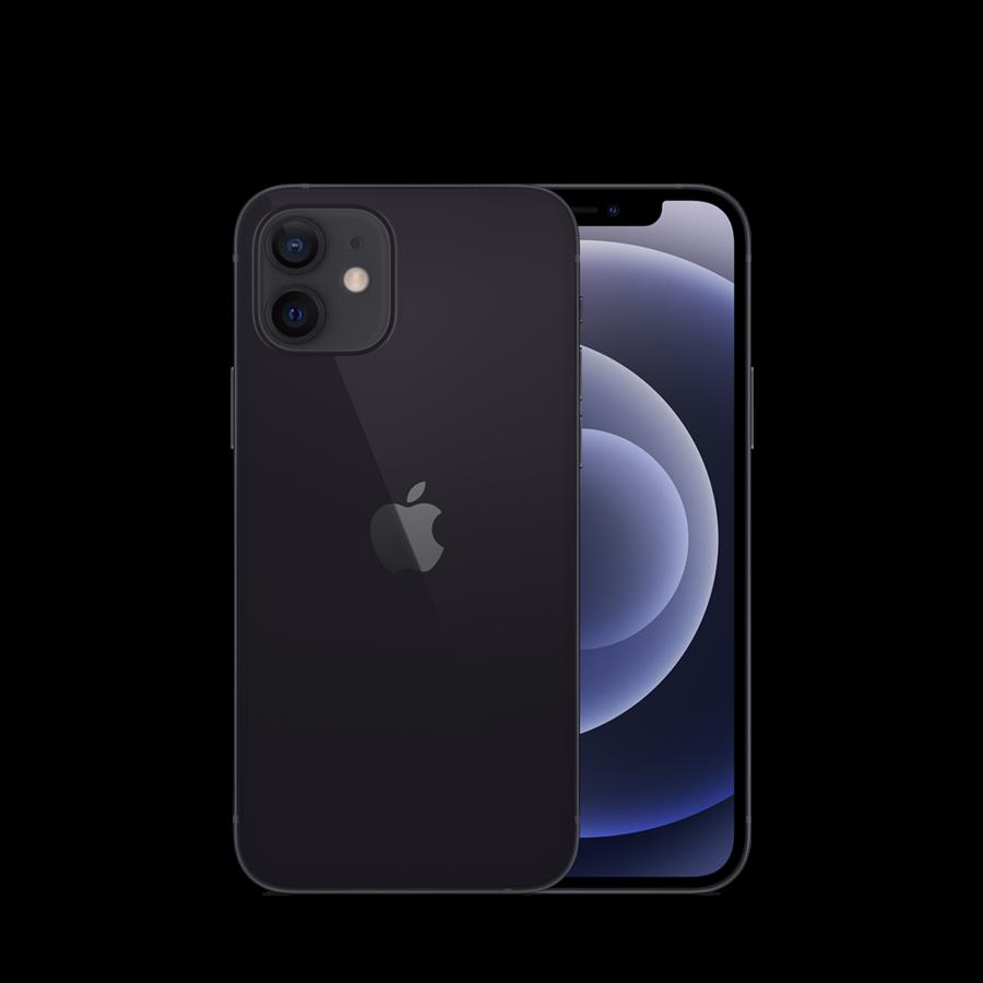 Apple iPhone 12 128GB Black (128GB Black)-1