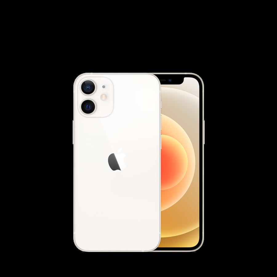Apple iPhone 12 mini 64GB White (64GB White)-1