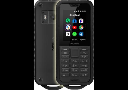 Nokia 800 Tough Black Tweede Kans