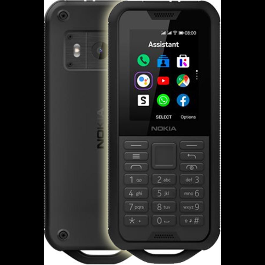 Nokia 800 Tough Black Tweede Kans (Black Tweede Kans)-1