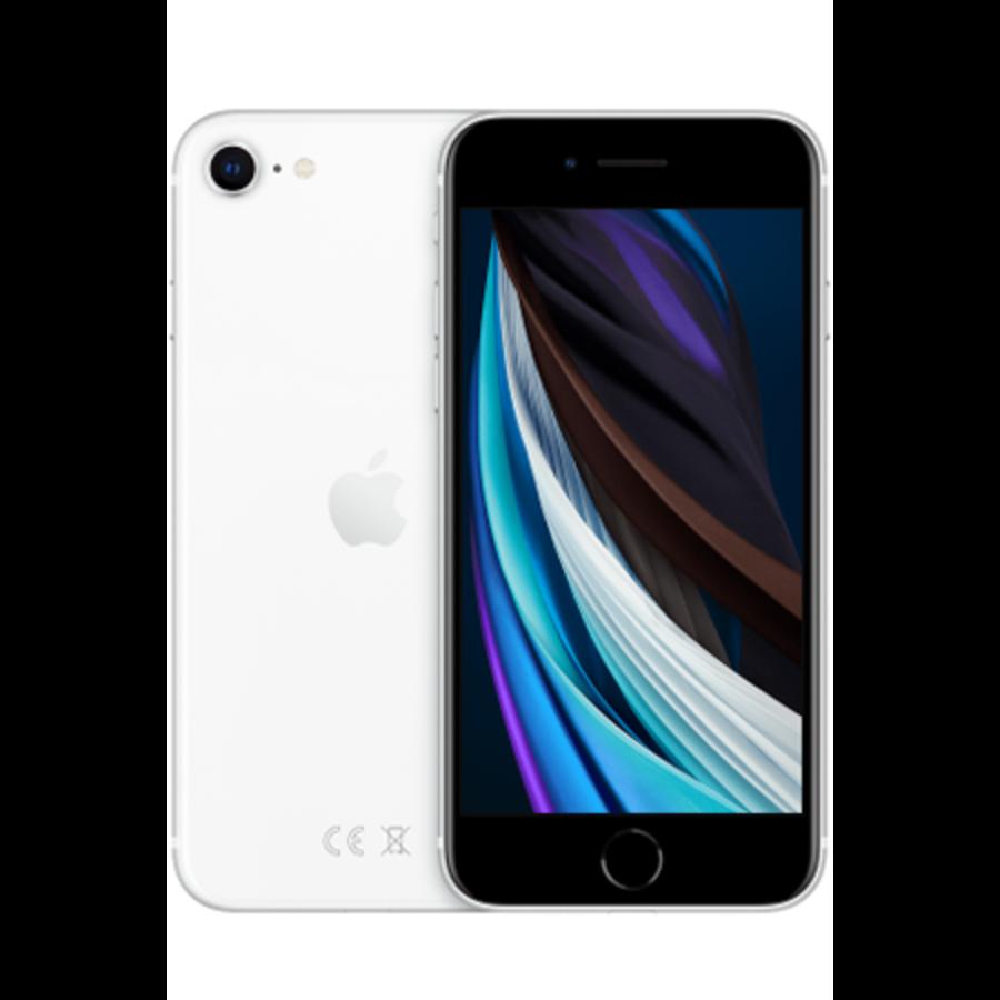 Apple iPhone SE 2020 128GB White USB-C (128GB White USB-C)-1