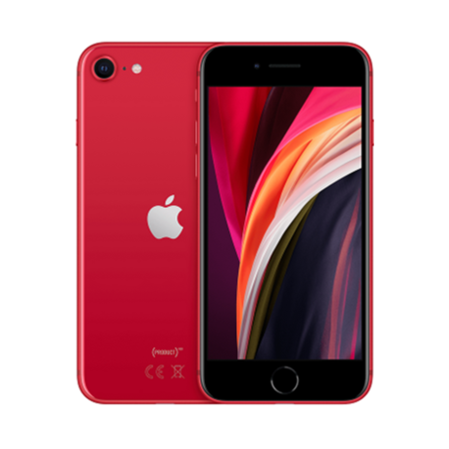 Apple iPhone SE 2020 128GB (Product) RED USB-C (128GB (Product) RED USB-C)-1