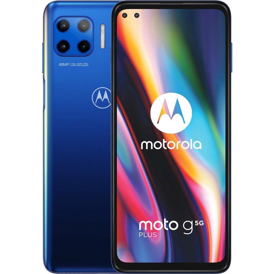 Motorola Moto G 5G Plus Dual Sim 6/128GB Blue (6/128GB Blue)-1