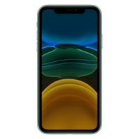 thumb-Refurbished iPhone 11 64GB Green-1