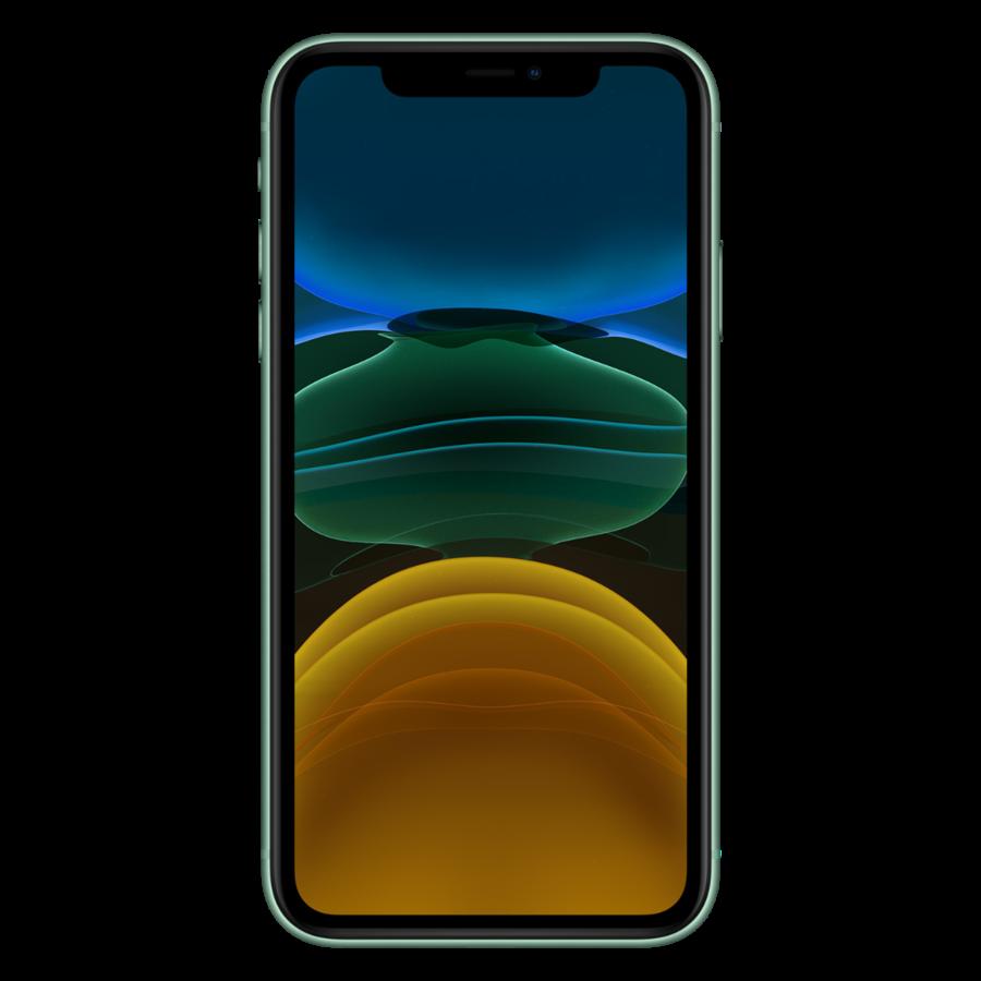 Refurbished iPhone 11 64GB Green-1