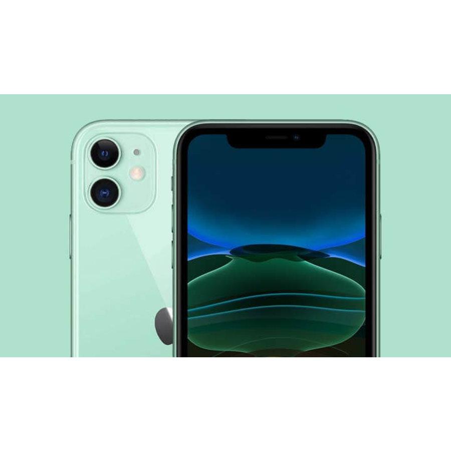 Refurbished iPhone 11 64GB Green-3