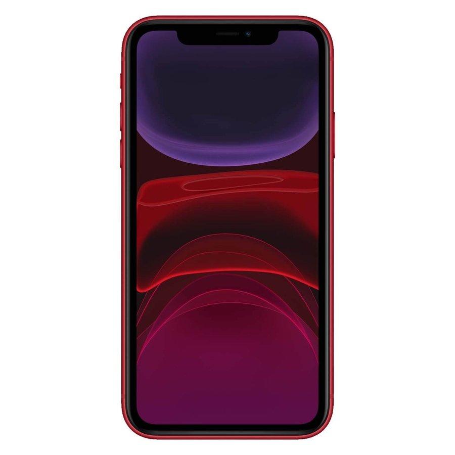 Refurbished iPhone 11 64GB Red-1
