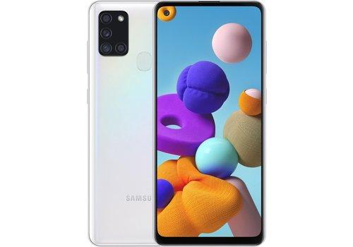 Samsung Galaxy A21s Dual Sim A217F 32GB White