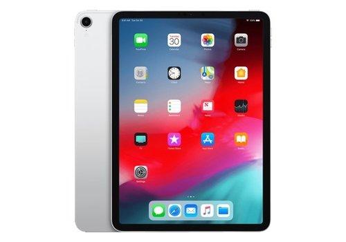 Refurbished iPad Pro 12.9 Inch (2018 -versie) 64GB Silver Wifi + 4G