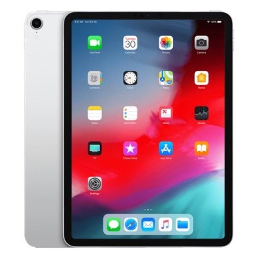 Refurbished iPad Pro 12.9 Inch (2018 -versie) 64GB Silver Wifi + 4G-3