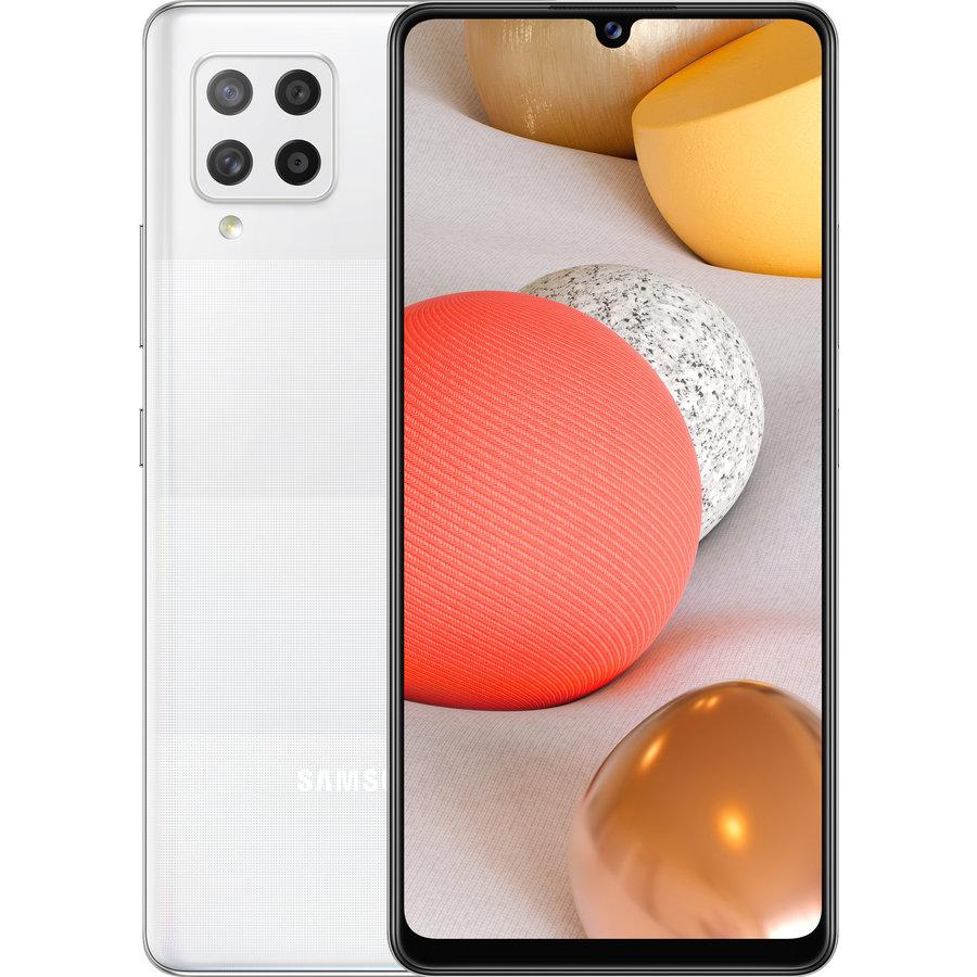 Samsung Galaxy A42 5G Dual Sim A426B White (White)-1