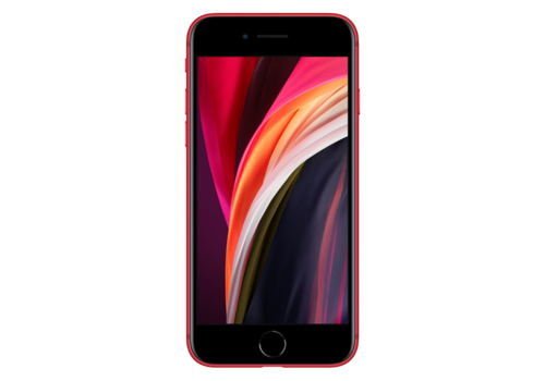 Refurbished iPhone SE (2020) 64GB Red