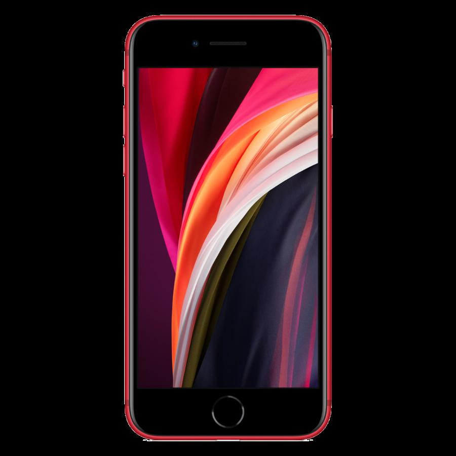 Refurbished iPhone SE (2020) 64GB Red-1