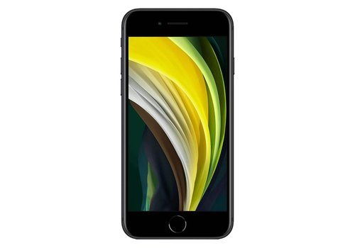 Refurbished iPhone SE (2020) 64GB Black