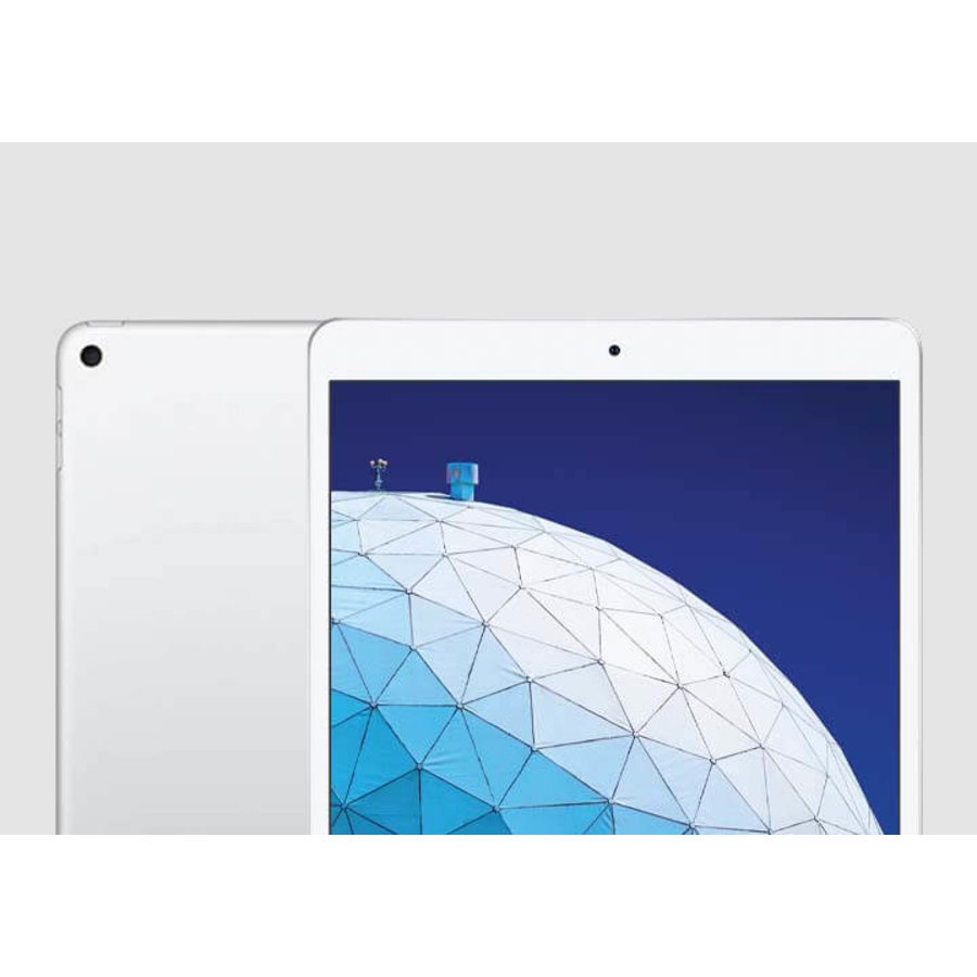 Refurbished iPad Air 3 256GB Wifi Only Silver A grad-3