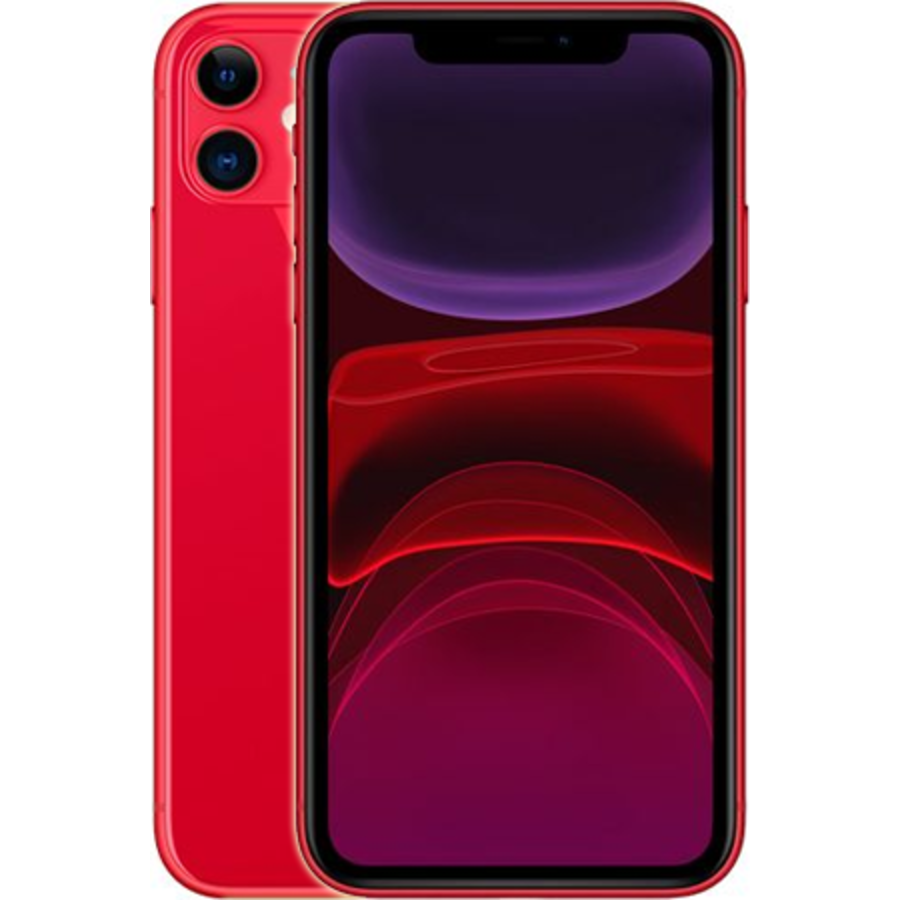 Apple iPhone 11 128GB (Product) RED (Lite) (128GB (Product) RED (Lite))-1