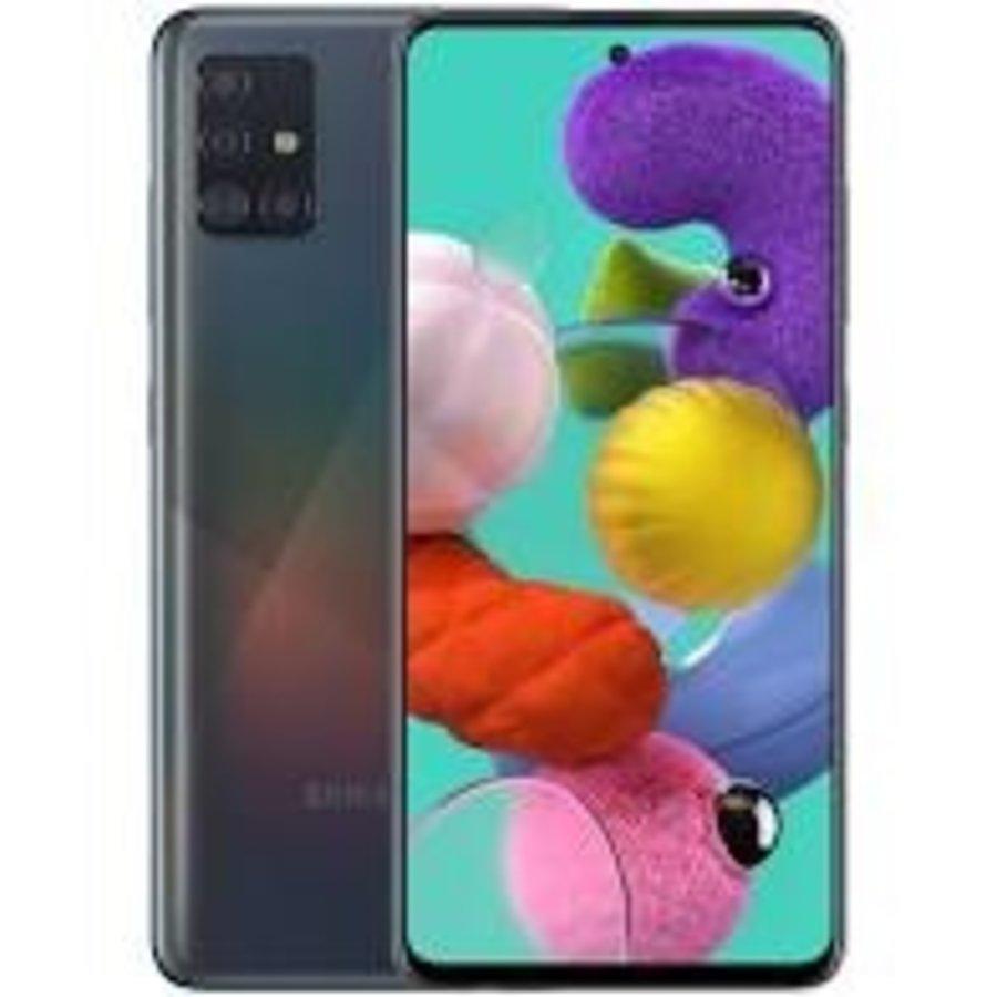 Samsung Galaxy M51 Dual Sim M515F 128GB Black (128GB Black)-2
