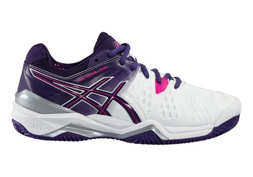 Asics RESOLUTION 6 W E553Y-0133