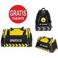 Pre Feestdagen Actie Sporttassen  Sparta'30