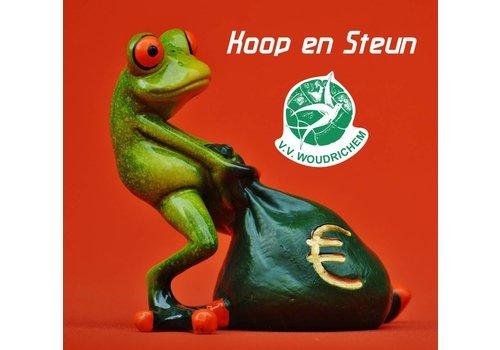 Actie Koop en Steun v.v.Woudrichem
