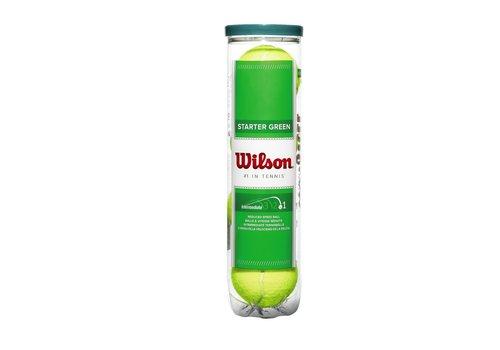 Wilson Wilson Play Green 4x