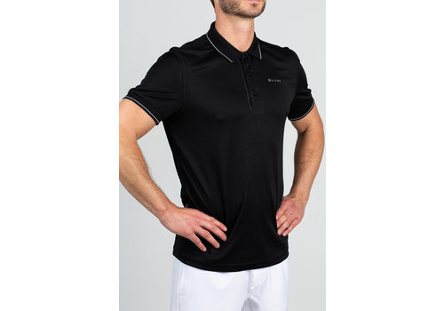 Sjeng Sports Grand polo zwart