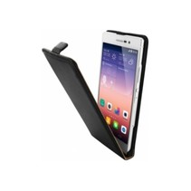 Mobiparts Essential Flip Case Huawei Ascend P7 Black