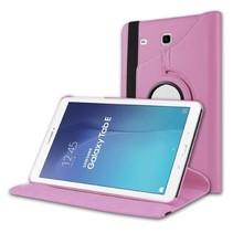 Draaibare hoes voor de Samsung Galaxy Tab E 9.6 - Roze