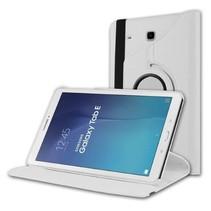 Draaibare hoes voor de Samsung Galaxy Tab E 9.6 - Wit