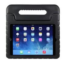 iPad 9.7 (2017/2018) hoes - Schokbestendige case met handvat - Zwart