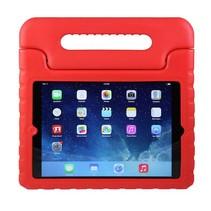iPad 9.7 (2017/2018) hoes - Schokbestendige case met handvat - Rood