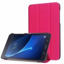 Samsung Galaxy Tab A 7.0 Tri-Fold Book Case Magenta