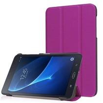 Samsung Galaxy Tab A 7.0 Tri-Fold Book Case Paars