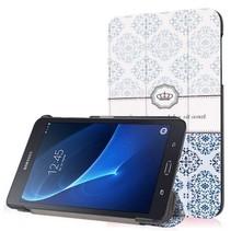 Samsung Galaxy Tab A 7.0 Tri-Fold Book Case Lorem Ipsum