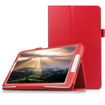 Samsung Galaxy Tab A 7.0 Flip Hoes Rood