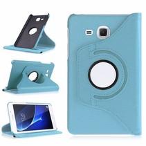 Samsung Galaxy Tab A 7.0 Draaibare Hoes Licht Blauw