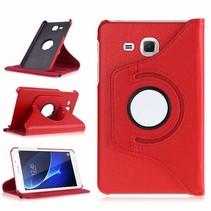 Samsung Galaxy Tab A 7.0 Draaibare Hoes Rood