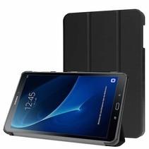 Samsung Galaxy Tab A 10.1 (2016/2018) Tri-Fold Book Case Zwart
