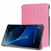 Samsung Galaxy Tab A 10.1 (2016/2018) Tri-Fold Book Case Roze