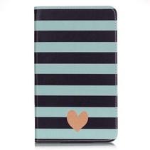 Samsung Galaxy Tab A 7.0 Book Case Stripes