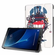 Samsung Galaxy Tab A 10.1 (2016/2018) Tri-Fold Book Case Everything was fine