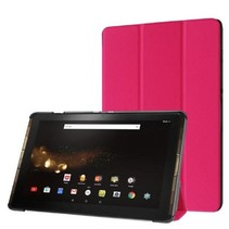 Acer Iconia Tab 10 A3-A40 Tri-Fold Book Case Magenta